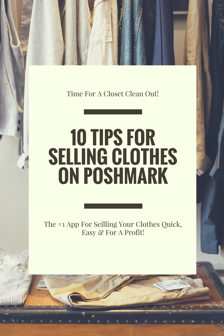 Selling clothes online tips