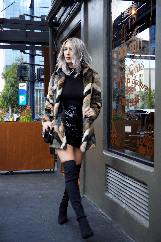 The Trendiest Fur Coats For Winter