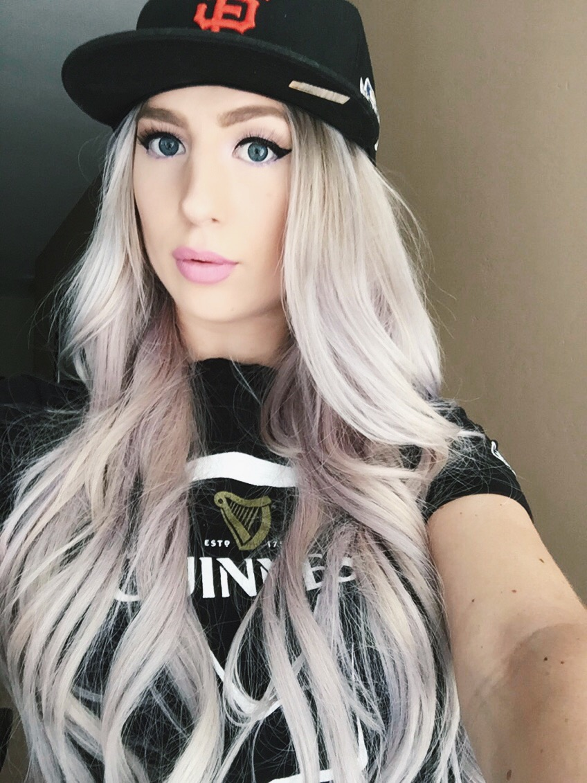 How I Colored My Hair Extensions (Without Using Dye)